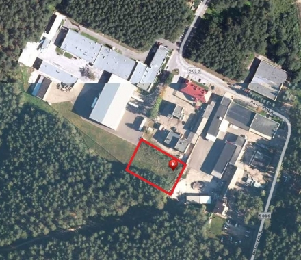 Sandėliavimo paskirties pastato (8.9) Baravykų g. 7 Druskininkuose statybos projektas